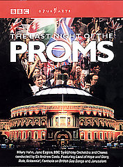 Various: Last Night Of The Proms [DVD]