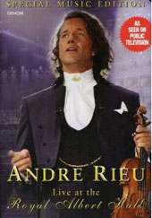 Andre Rieu / Live At The Royal Albert Hall / [DVD]