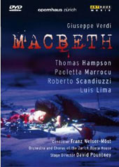 Verdi: Macbeth / Welser-Most/Zurich Opera, Hampson, Marrocu [DVD]
