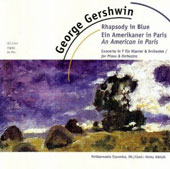 Gershwin, George: Rhapsody In Blue