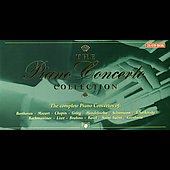 The Piano Concerto Collection - Mozart, Chopin, Liszt, etc