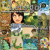 Susie Tallman: Let's Go! Travel, Camp & Car [Digipak]
