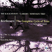 Beethoven: Trios Vol 2 / Kalichstein-Laredo-Robinson Trio