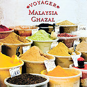 Various Artists: Voyager Series: Malaysia - Ghazal