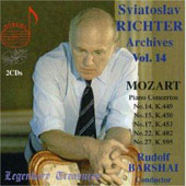 Legendary Treasures - Sviatoslav Richter Archives Vol 14