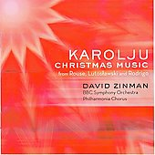 Karolju - Christmas Music from Rouse, Lutoslawski, Rodrigo