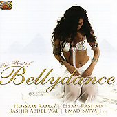 Various Artists: The Best of Bellydance [2008]