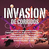 Various Artists: Invasion de Corridos