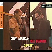 Gerry Mulligan/Paul Desmond: Blues in Time [Digipak]