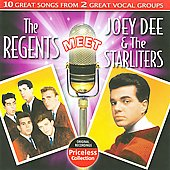 The Regents: The Regents Meet Joey Dee and the Starliters *