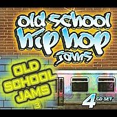 Various Artists: Old School Hip Hop Jams, Vol. 3 [Box]