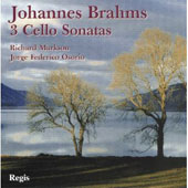 Brahms: 3 Cello Sonatas