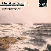 Christian Sinding: Songs, Vol. 2