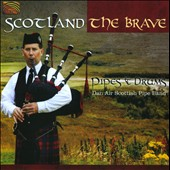 Dan Air Scottish Pipe Band: Scotland the Brave: Pipes & Drums