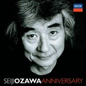 Seiji Ozawa Anniversary Edition [11 CDs]