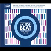 Various Artists: British Beat Before the Beatles 1955-1962
