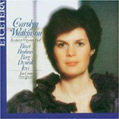 Carolyn Watkinson - Song Recital / Tan Crone