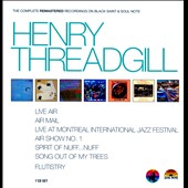 Flute Force Four/New Air/Henry Threadgill/Air: The Complete Recordings on Black Saint and Soul Note [Box] *