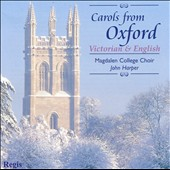 Carols From Oxford: Victorian & English