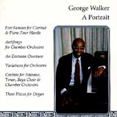 George Walker - A Portrait