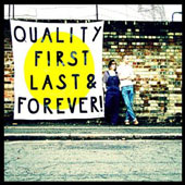 Trevor Moss/Hannah-Lou: Quality First, Last & Forever! [Digipak]
