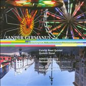 Sandor Germanus: Lunapark - Microtonal Chamber Music