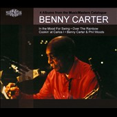 Benny Carter (Sax): In the Mood for Swing/Over the Rainbow/Cookin' at Carlos I/Benny Carter & Phil Woods [Box]