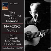 The Beginning of a Legend: Narciso Yepes