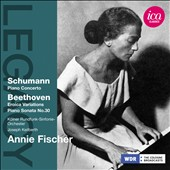Schumann: Piano Concerto; Beethoven: Eroica Variations; Sonata No. 30 / Annie Fischer