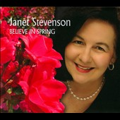 Janet Stevenson: Believe In Spring [Digipak]