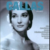 Maria Callas, Legendary Performances Vol. 2 [14 CDs]