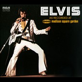 Elvis Presley: As Recorded at Madison Square Garden [Legacy Edition] [Digipak]