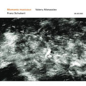 Schubert: Moments Musicaux / Valery Afanassiev, piano