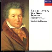 Beethoven: The Piano Sonatas / Vladimir Ashkenazy