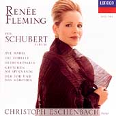 Renée Fleming - The Schubert Album / Christoph Eschenbach