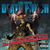 Five Finger Death Punch: The Wrong Side of Heaven and the Righteous Side of Hell, Vol. 2 [PA]