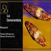 Rossini: La Cenerentola / Rossi, Berganza, Monti, et al