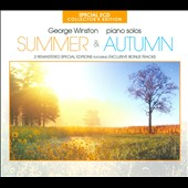 George Winston: Summer & Autumn [Digipak]