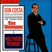 Don Costa: The Theme from the Unforgiven/Hollywood Premiere!