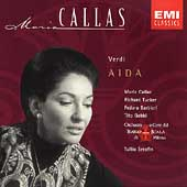 Callas Edition - Verdi: Aida - Highlights /Serafin, La Scala