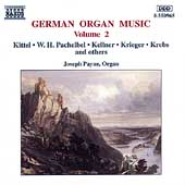 German Organ Music Vol 2 / Joseph Payne