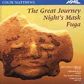Matthews: The Great Journey / Friend, Nash Ensemble