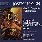 Haydn: Nelson Mass / Wolf, St Augustin Orchestra and Chorus
