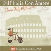 Various Artists: Dall'italia Con Amore (From Italy with Love)