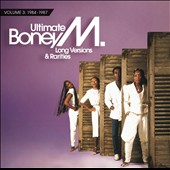 Boney M.: Ultimate Boney M: Long Versions and Rarities, Vol. 3