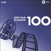 100 Best Film Classics - Six programs on six CDs titled 'The Great Blockbusters'; 'Classic Movies'; Favourite Movies; 'The Piano at the Cinema'; 'Opera at the Cinema' and 'Baroque goes to the Cinema'