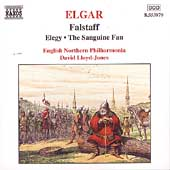 Elgar: Falstaff, Elegy, The Sanguine Fan / Lloyd-Jones