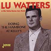 Lu Watters: Doing the Hambone at Kelly's