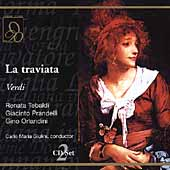 Verdi: La Traviata / Giulini, Tebaldi, Prandelli, et al