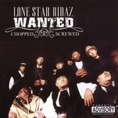 Lone Star Ridaz: Wanted [PA] [Slow]